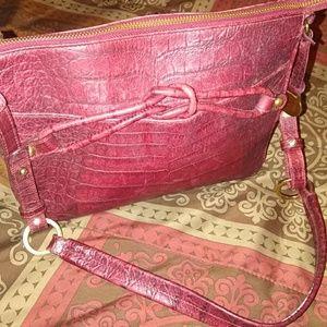 Brahmin Red shoulder bag